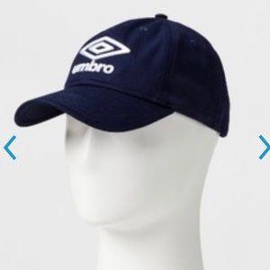 Men's Navy Blue Umbro Hat